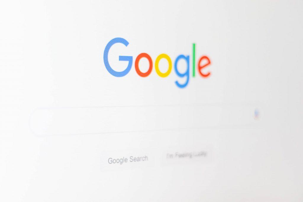 google search web
