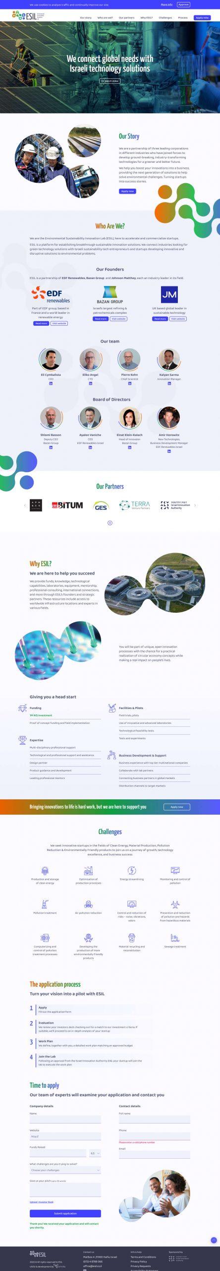 ESIL Screenshot